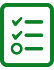 Oferece um painel com indicadores de resultado que facilita a gestão, o planejamento e tomadas de decisões.